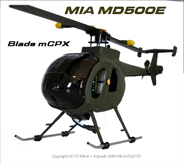 & Blade mCP X Upgrades