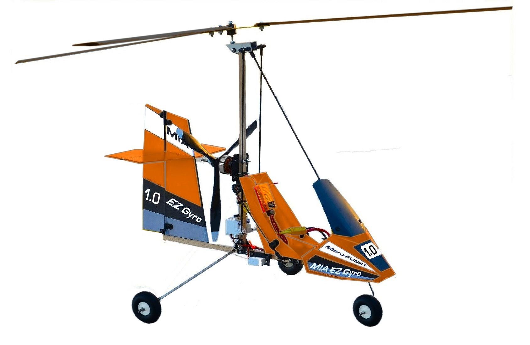 MIA EZ™ Gyro 1 o - RC Autogyro Radio Control Gyrocopter Model