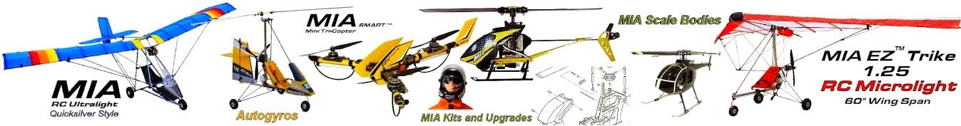 MIA Micro-FLIGHT - The Best in Radio Control Scale Model